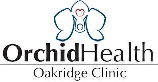 Orchid Health Oakridge logo