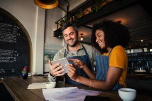 Technology in restaurants