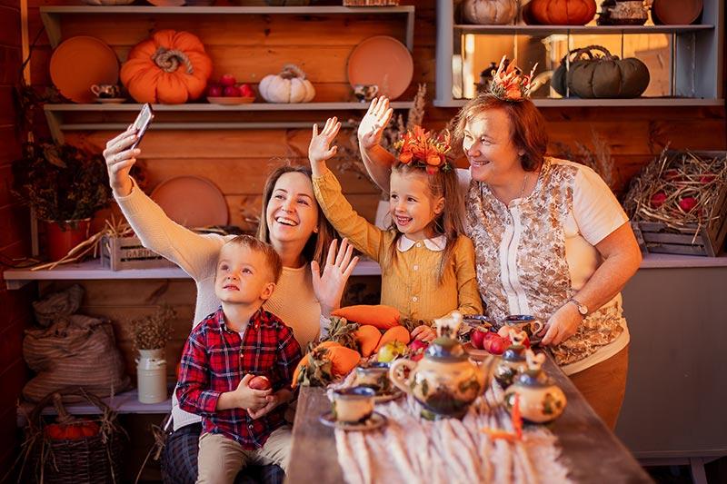 Thanksgiving online